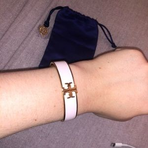 Light pink Tory Burch bracelet